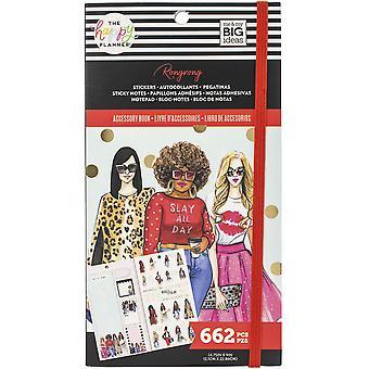 Happy Planner X Rongrong Accessoire Boek-Meisjes Meisjes