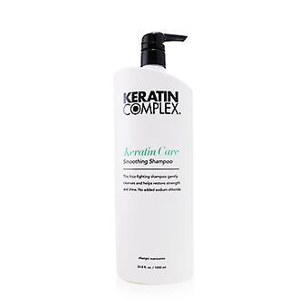 Keratin Care Smoothing Shampoo - 1000ml/33.8oz