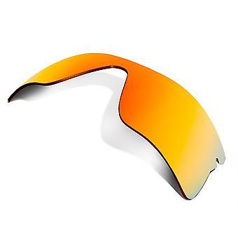Polarizované náhradné šošovky pre Oakley Radar Range slnečné okuliare Anti-Scratch Červená