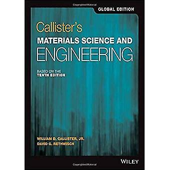 Callister's Materialevidenskab og Ingeniørvidenskab