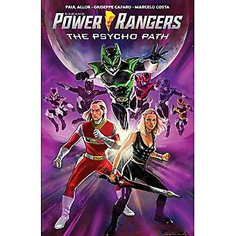 Saban's Power Rangers Original Graphic Novel: The Psycho Path
