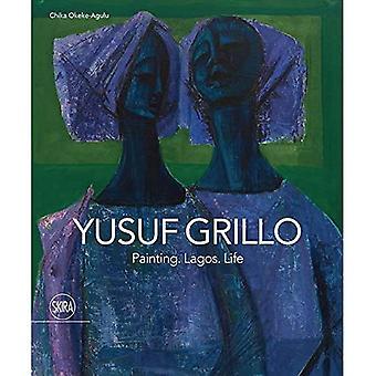 Yusuf Grillo: Legato al colore