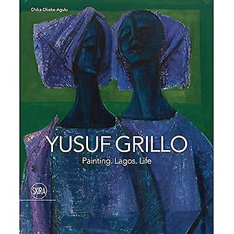Yusuf Grillo: Sidottu väriin