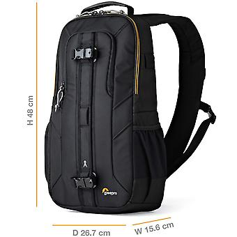 Lowepro lp36899-pww, 250 aw slingshot edge case for camera, fits compact dslr with attached lens, ta