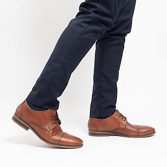 ريكر 11615-24 رجال الجلود أحذية ديربي أماريتو