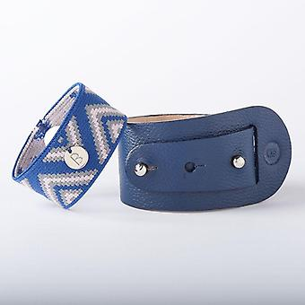 Cuir - Bracelet nausea relief