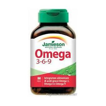 Omega 3/6/9 80 softgels