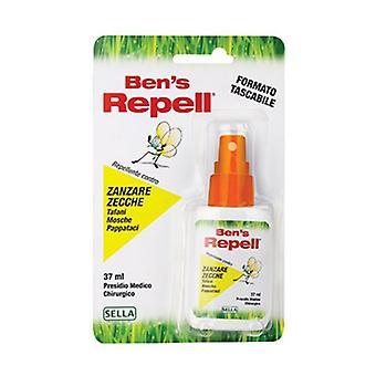 ベン&アポス;蚊に対するレペル忌避剤とダニポケットサイズなしなし
