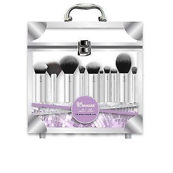 Real Techniques Rhythm N Glow Box Set 12 Pz Pour Femmes