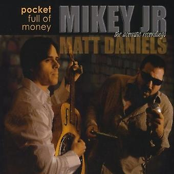 Mikey Jr - Pocket Full Of Money [CD] USA Import