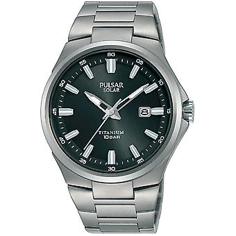 Mens Watch Pulsar PX3213X1, Quartz, 39mm, 10ATM