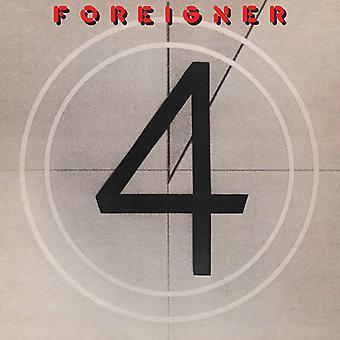 Foreigner - 4 (180 Gram Vinyl) [Vinyyli] Tuonti Yhdysvalloista