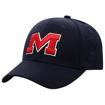 Ole Miss Rebels NCAA TOW Premium Collection -muisti sopii hattuun