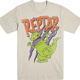 Nick 90S Rugrats Reptar Offisielle T-skjorte Unisex