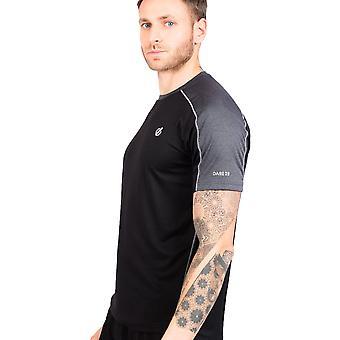 Dare 2b hombres discernible ligero Wicking Running Camiseta