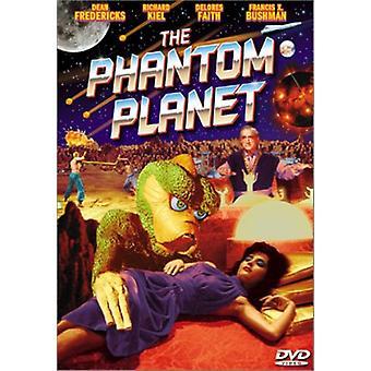 Phantom Planet (1961) [DVD] USA import