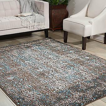 Karma Krm04 dywaniki w kolorze niebieskim