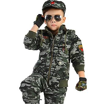 Camouflage Costumes Primary Secondary School Student Uniforms Dance Clothes
