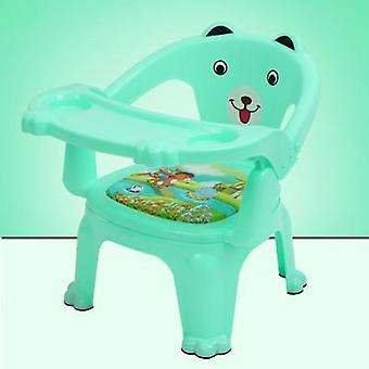 Children's Dining Chair With Wheels