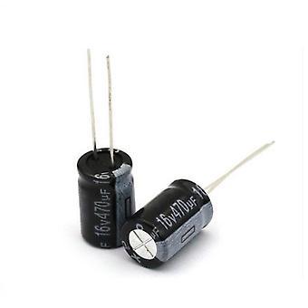 SMD alumínium elektrolitikus kondenzátor