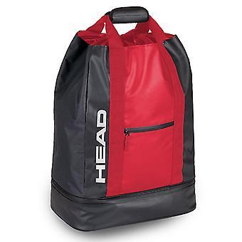 Jefe equipo maletín - 44 litros - rojo/negro
