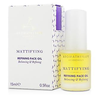 Aromatherapy Associates Mattifying Refining Face Oil 15ml/0.5oz