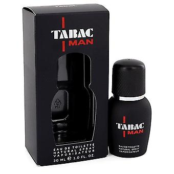 Tabac Man Eau De Toilette Spray Por Maurer & Wirtz 1 oz Eau De Toilette Spray