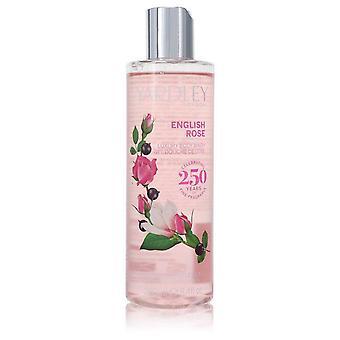 English Rose Yardley Shower Gel Par Yardley London 8.4 oz Gel douche
