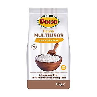 Gluten-free multipurpose flour 1 kg of powder