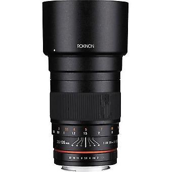 Rokinon 135mm f2.0 ed umc telephoto lens for samsung nx interchangeable lens ...