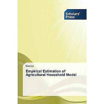 Empirical Estimation of Agricultural Household Model by Le Kien - 978