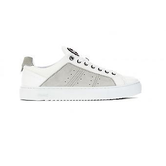 Men's Shoes Colmar Sneaker Bradbury Out 018 Suede/ Fabric White Us21co02