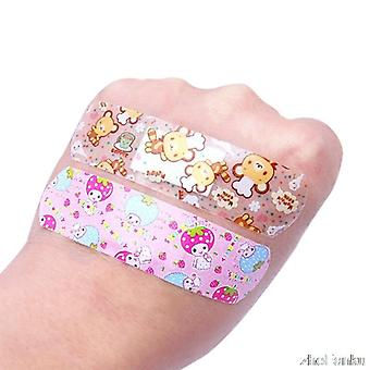 Cute Cartoon Patch Waterproof Wound Adhesive Bandages