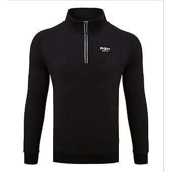 T Shirt Warm Golf Coat