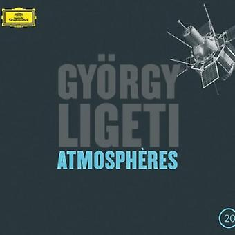 G. Ligeti - Gy Rgi Ligeti: Atmosph Res [CD] USA import