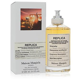 Replica Music Festival-tekijä: Maison Margiela Eau De Toilette Spray (Unisex) 3,4 oz