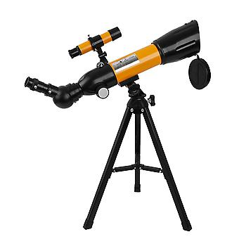 Astronomical telescope 90x hd monocular refractor spotting scope for star gazing bird watching camping