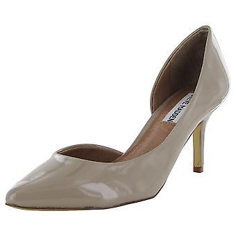 Steve Madden Mujer Esquivo Cuero Bomba Zapato