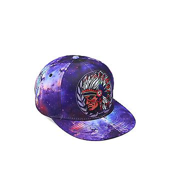 Baseball Cap American Indian Culture Cap Street Punk Cotton Snapback