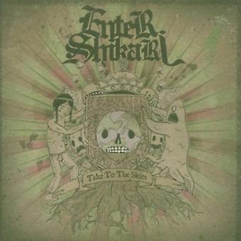 Enter Shikari - Take To The Skies CD