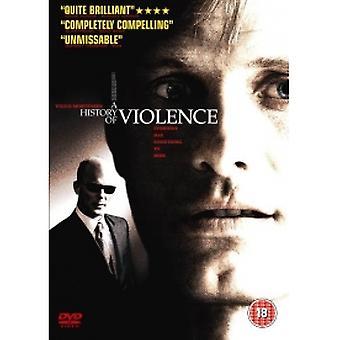 A History Of Violence DVD