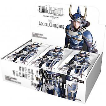 Final Fantasy TCG Opus 10 Ancient Champions Booster Box (36 packs)