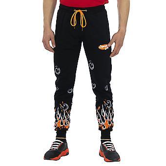 Supreme Grip Hommes Pantalon Séville Noir