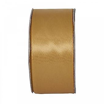 Anita's Radiant Gold Wide Satin Ribbon^^^