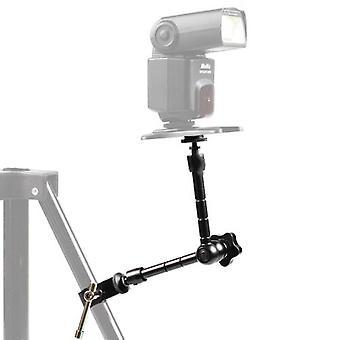 11'' Artikuláló Magic Arm + super Clamp Crab Plier Clip kamera monitor
