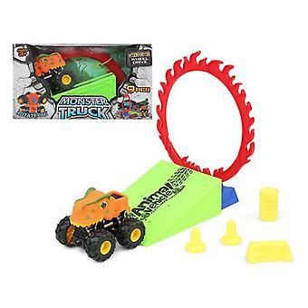 Vehicle Playset Dino Monster 110820 (9 pcs)