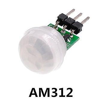 Sr501 sr505 sr602 am312 adjust ir pyroelectric infrared mini pir switch module motion sensor detector module for arduino