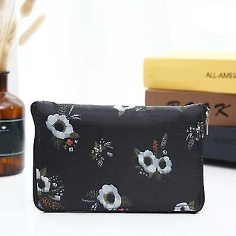 Women Flower Foldable Shopping Bag
