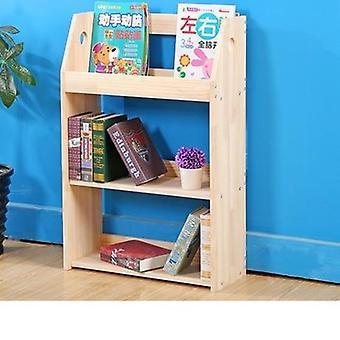 Niños Gabinete Hogar Muebles De Madera Maciza Storage Rack Niños