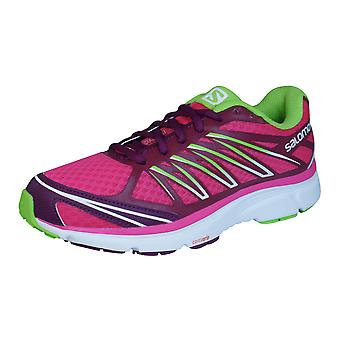 Salomon X Tour 2 formadores de Womens Trail Running / calçados - Pink